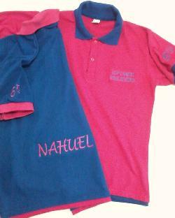 Chombas  manga corta  Fabrica de uniformes para empresas
